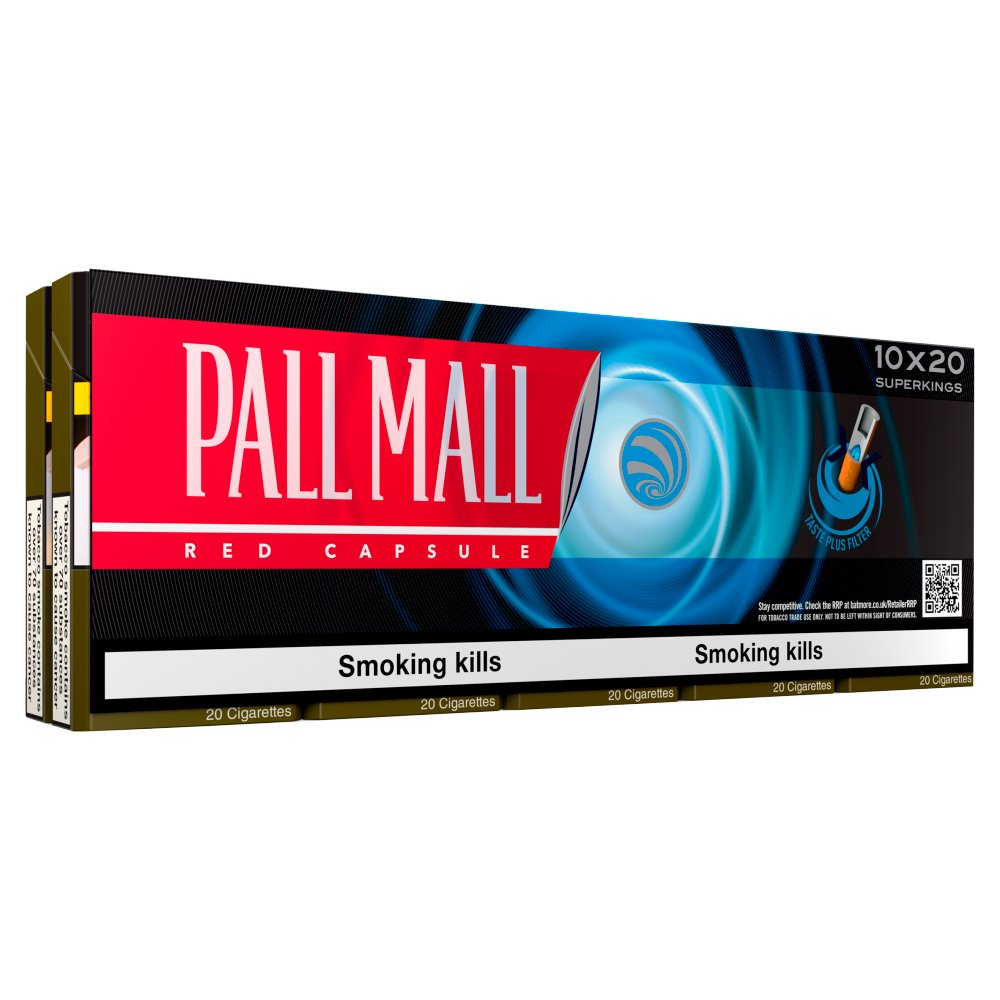 PALL MALL RED X200