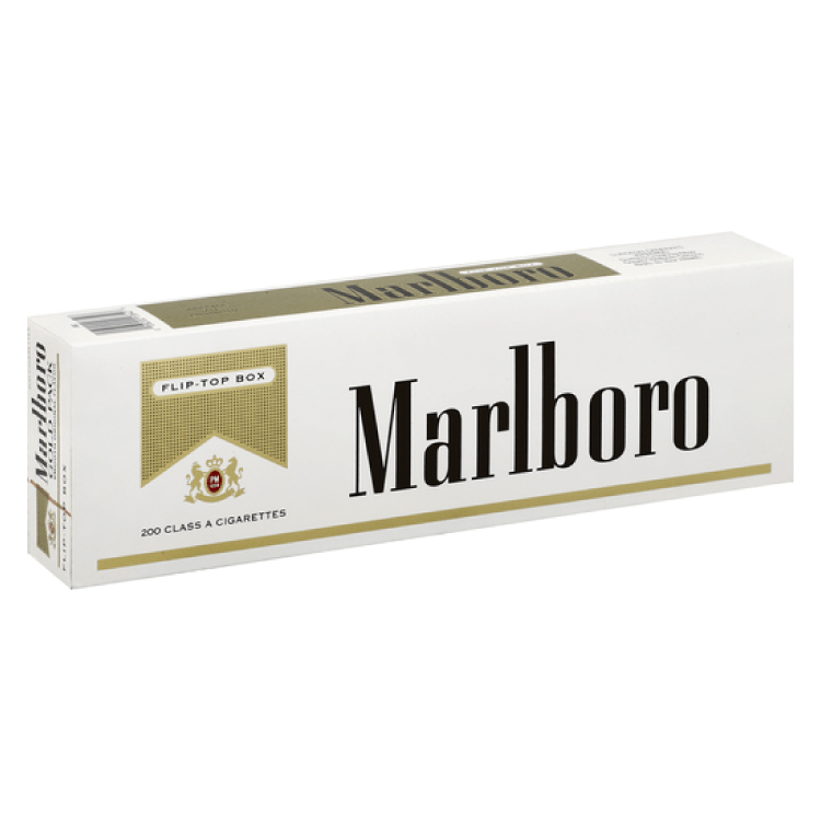 MARL GOLD PACK BOX 200S